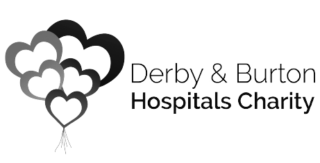 Derby and Burton Hospitals Charity logo