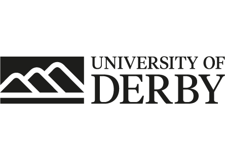 The University of Derby logo