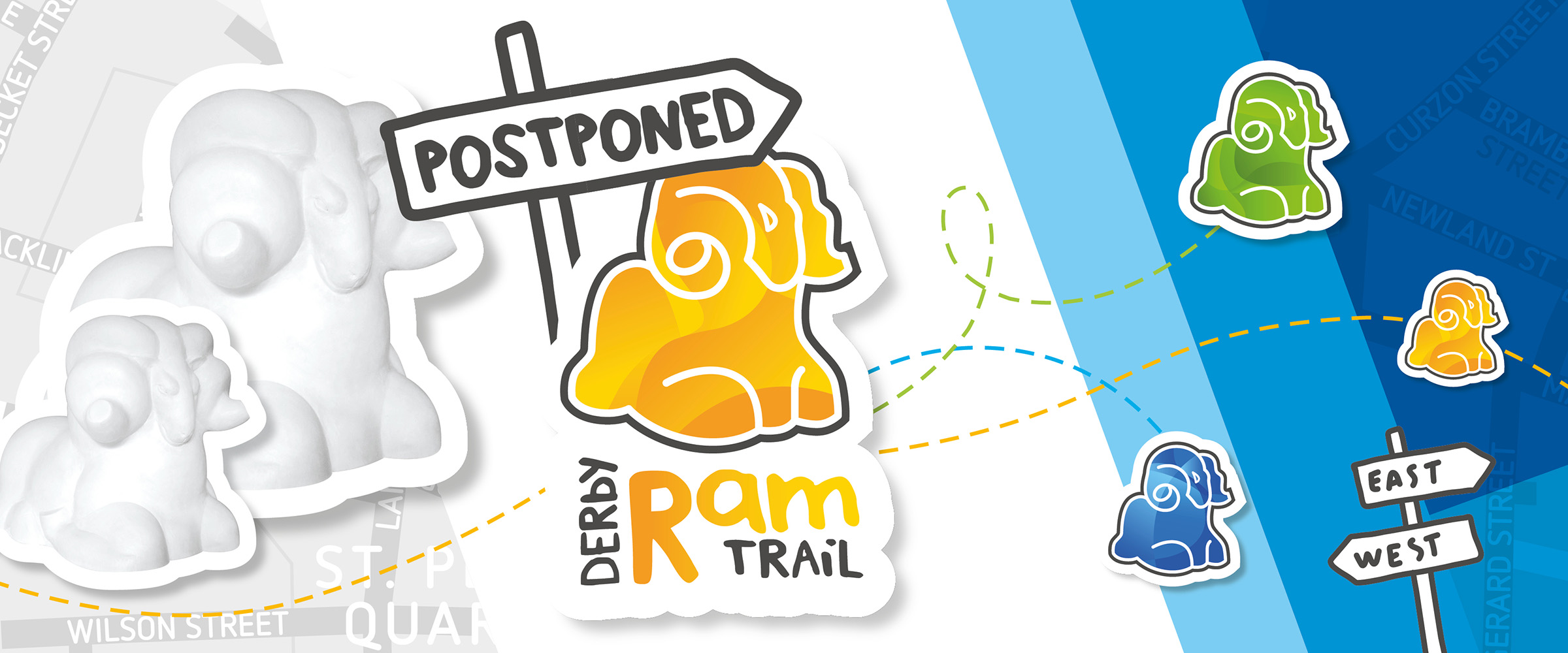 Postponement of the Derby Ram Trail